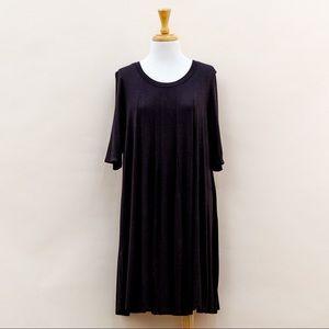 Modern Kiwi Maxi Dress